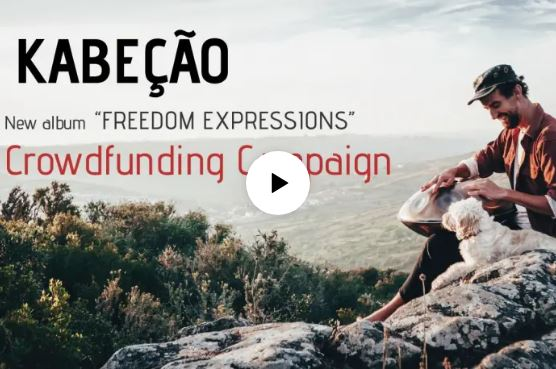Kabeçao Handpan Freedom Expressions