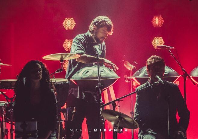 El clásico del pop español, Manolo García, incluye el Handpan en su gira acústica 2019.