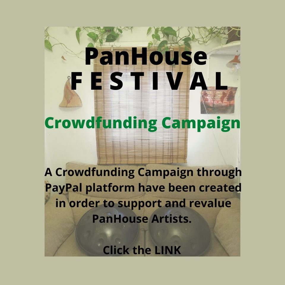 PanHouse Festival Crowdfounding